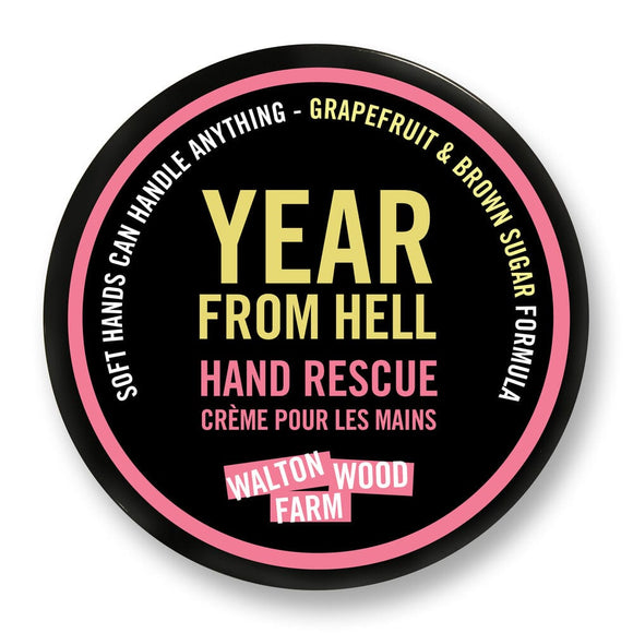 Hand Rescue Year From Hell Creme