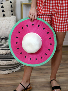 Watermelon Fun Sun Hat