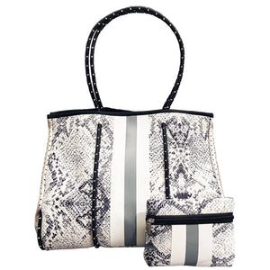 Jaw Dropping Neoprene Tote Bag
