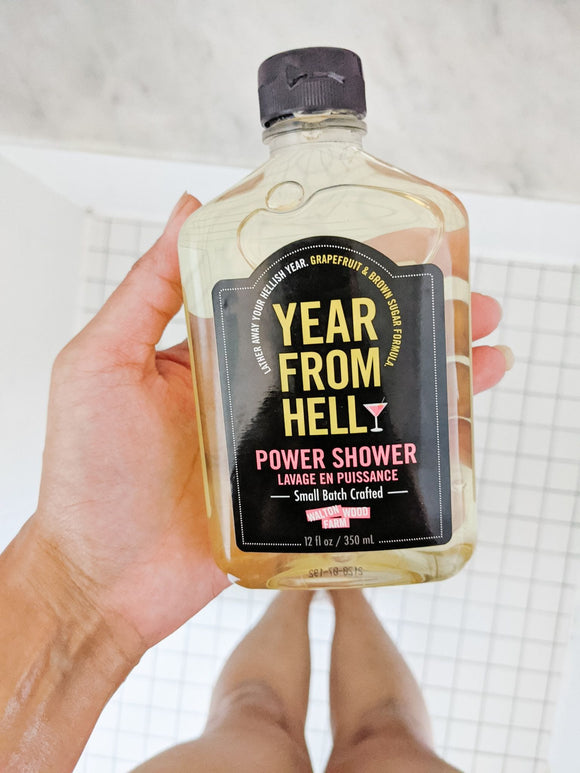 Power Shower Year From Hell