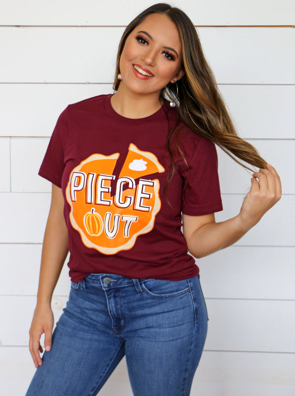 Piece Out Tee