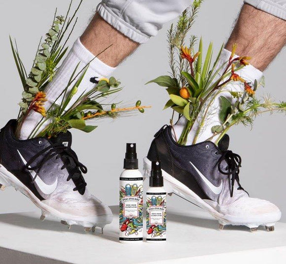Shoe Poo-Pourri Sanitizer