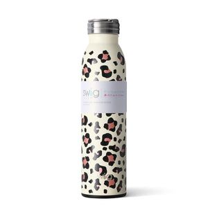 Luxy Leopard Swig Bottle
