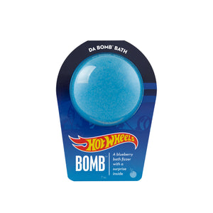 Hot Wheels Blue Bath Bomb