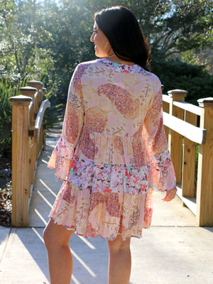 The Willow Floral Dress