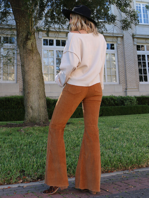 Add Some Flare to Your Fall Pants
