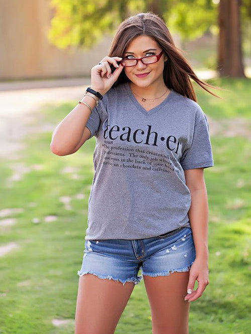 Definition of Teacher Tee