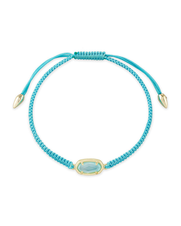 Grayson Friendship Bracelet in Aqua Illusion