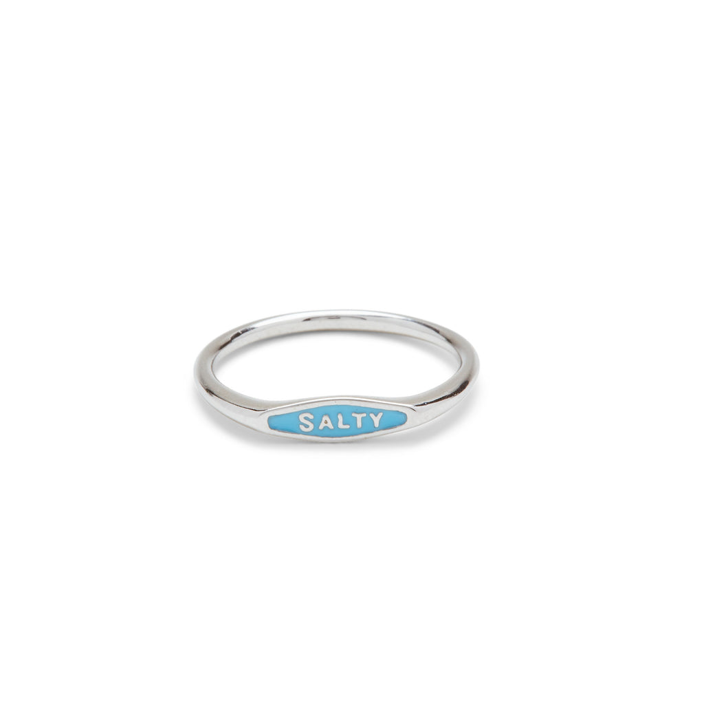 Salty Ring in Blue