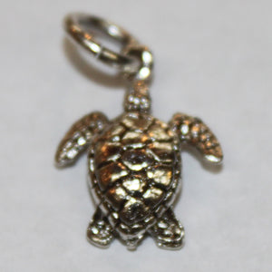 Turtle Charm - Gold