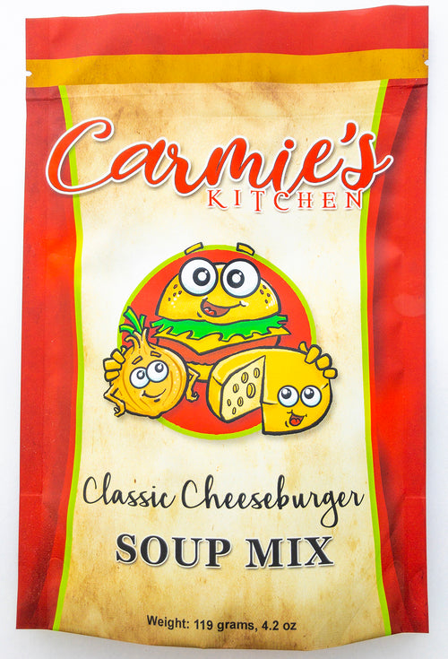 Carmie's Soup Mix - Cheeseburger