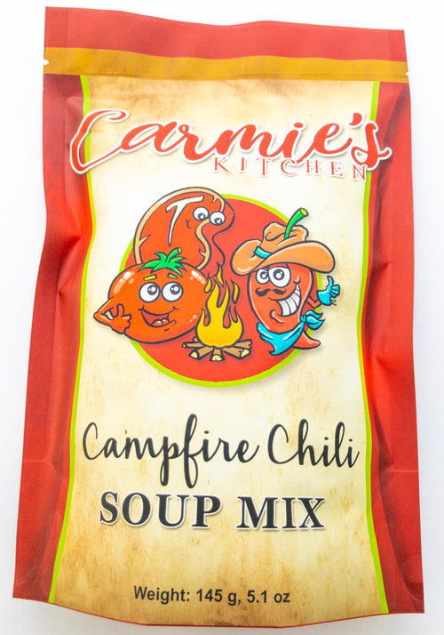 Carmie's Soup Mix - Campfire Chili