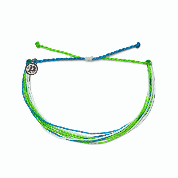 Bright Original Electric Waves Bracelet
