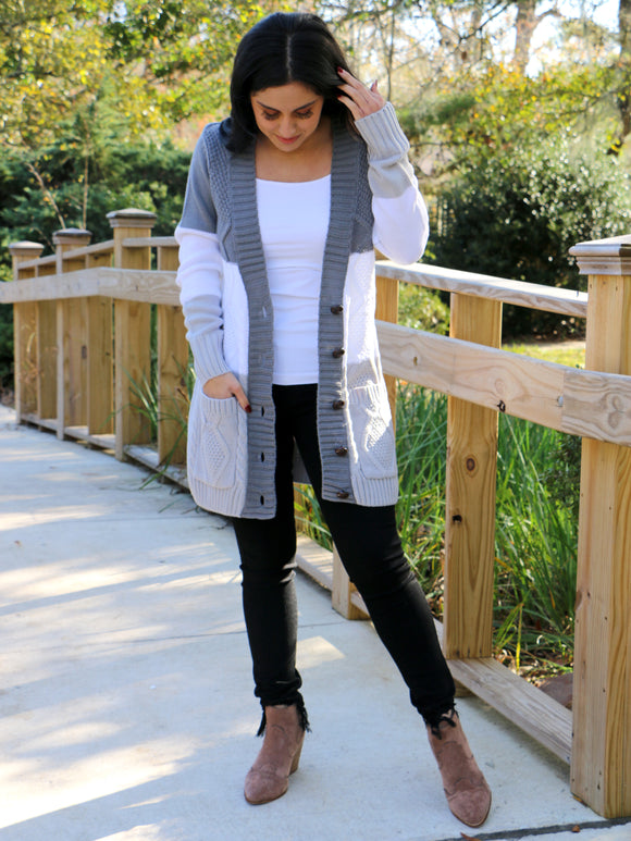 Winter Wishes Cardigan