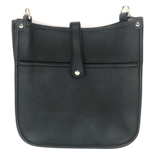 All About Me Purse Bag in Black