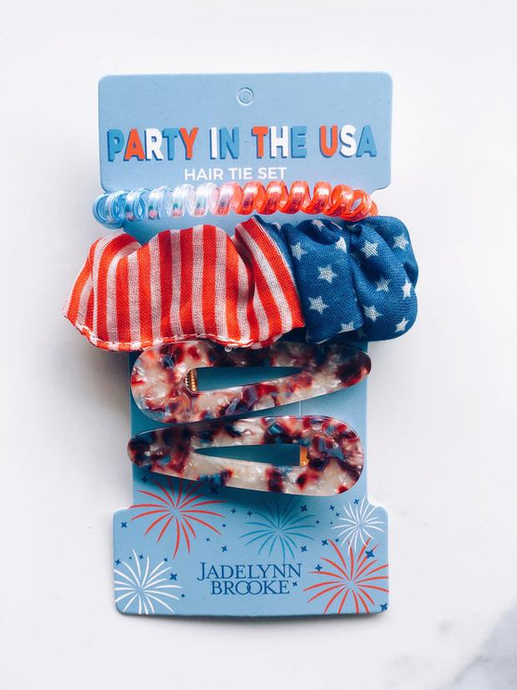 Hair Set -Party In The USA