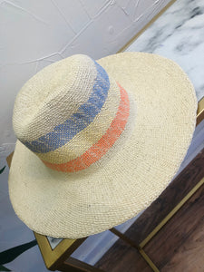 Colors of Summer Fedora Hat