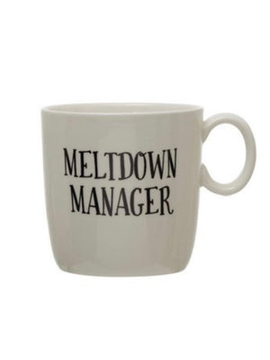 Meltdown Manager Coffee Cup