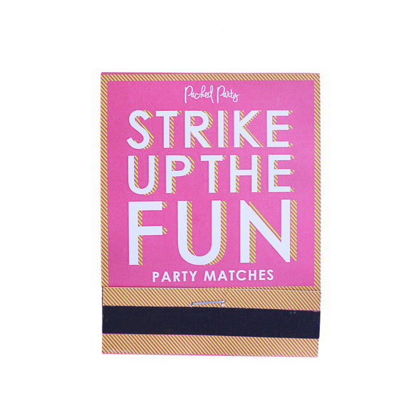 Strike Up The Fun Matches