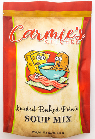 Carmie's Roasted Garlic Dip Mix
