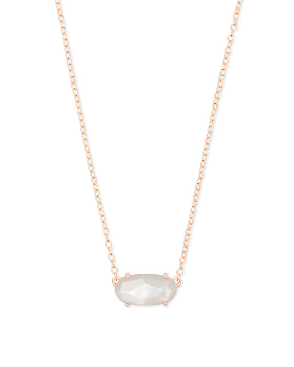 Ever Necklace in Rose Gold