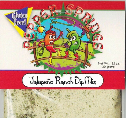 Carmie's Green Chile & Cilantro Dip Mix