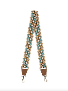 The Perfect Addition Beaded Purse Strap