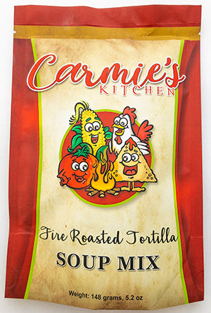 Carmie's Soup Mix - Fire Roasted Tortilla