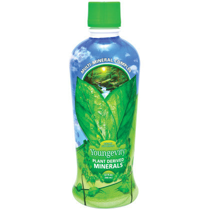 Plant Derived Minerals™ (Single Bottle)