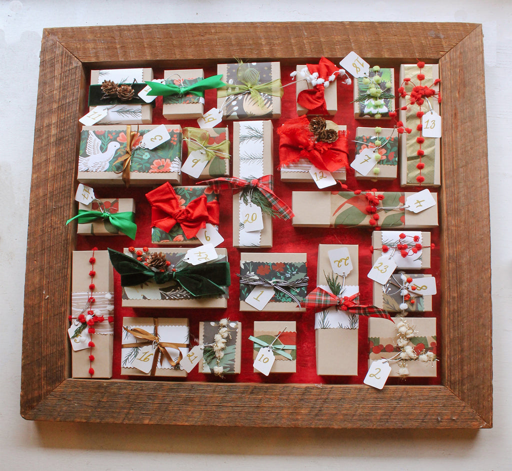How To: Make a DIY Advent Calendar