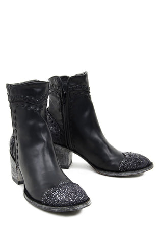 Mexicana Boots: Crithier Toe-Stingray