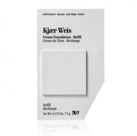 kjaer weis, kjaer weis foundation, clean foundation, clean beauty, organic beauty, foundation, clean makeup, organic makeup