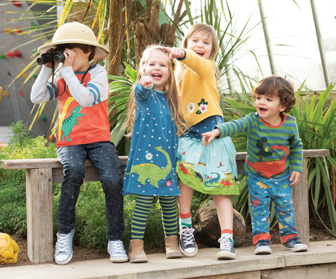 Frugi Kollektion Winter 2019