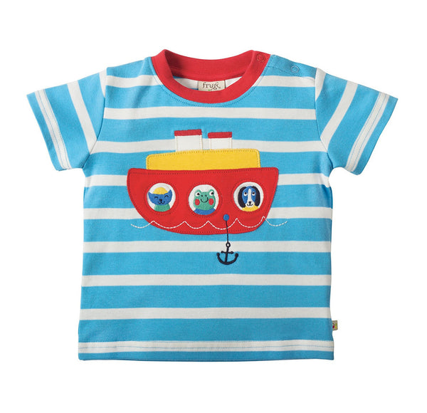 T-Shirt Boot Frugi
