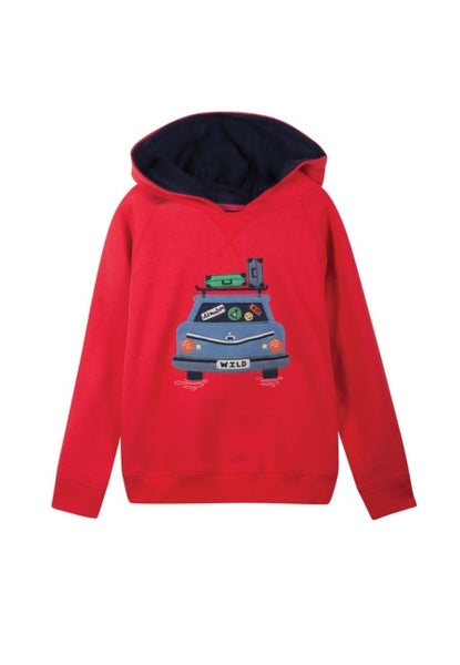 Frugi Pullover Auto Jungs
