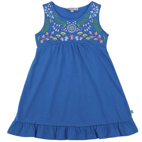 Blaues Strickkleid von Enfant Terrible