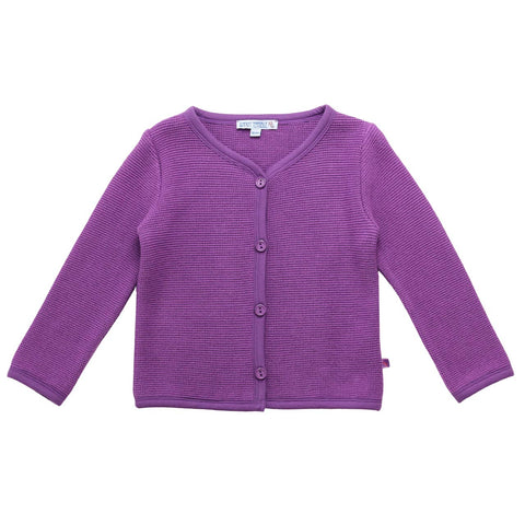 Lila Strickjacke von Enfant Terrible