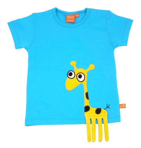 3D Giraffe T-Shirt Lipfish