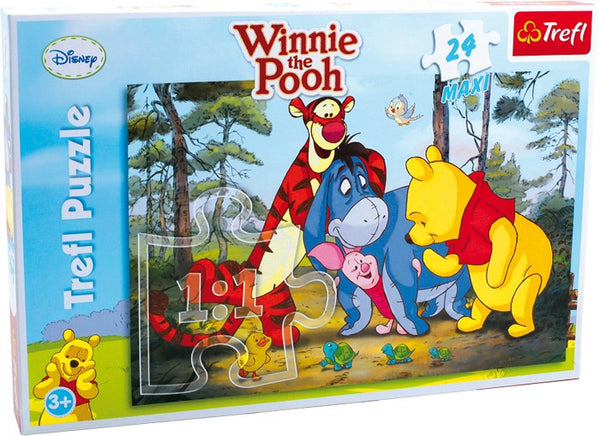Puzzle Winnie the Pooh ab 3 Jahre