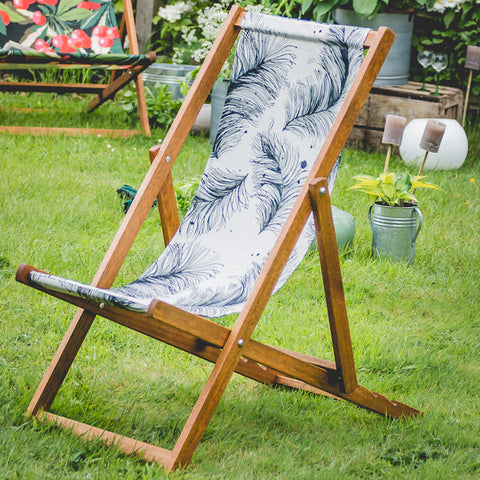 deck chairs and garden furniture for the outdoors