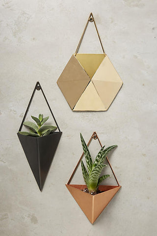 Planters from Anthropologie