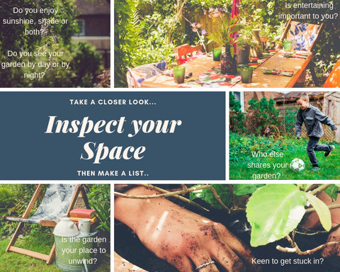 Stylish Garden Checklist