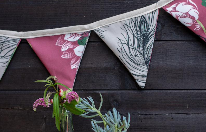 Bunting for Hire - Denys & Fielding