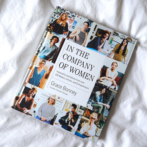 In the company of women by Grace Bonney - Book Review