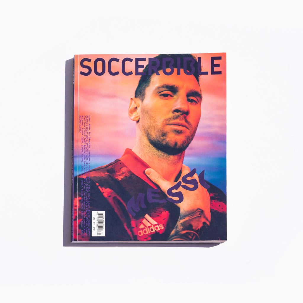 SoccerBible Magazine Issue 13
