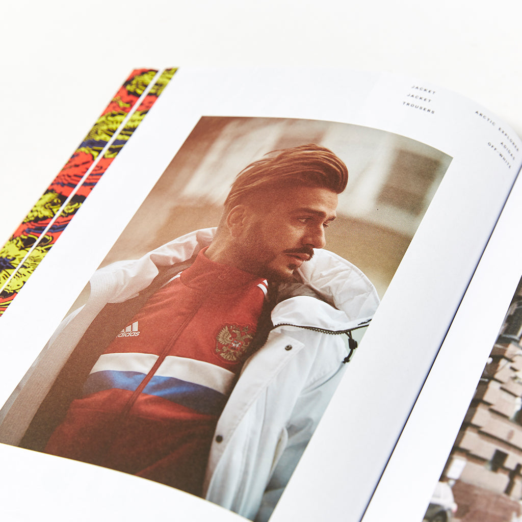 '32/12' SoccerBible World Cup Special