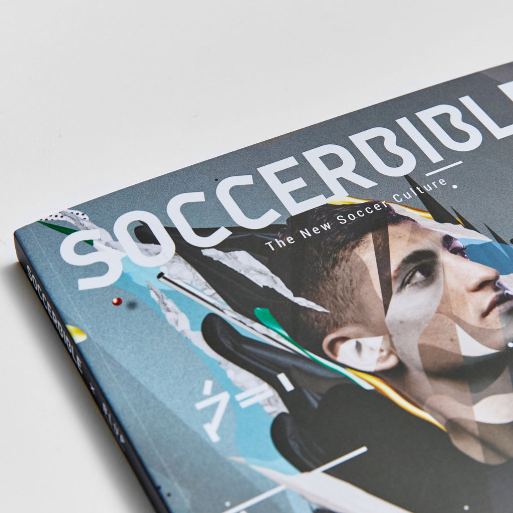 SoccerBible Magazine Issue 5 Limited Edition