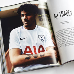 SoccerBible Magazine Issue 9 - Marcelo Cover