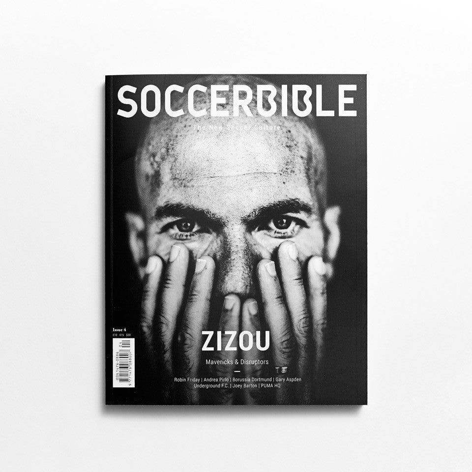 SoccerBible Magazine Issue 4