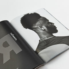 SoccerBible Magazine Issue 6 - Raheem Sterling Cover